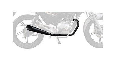 Escapamento Super Estralador Torbal Honda CG TITAN 160 CC EX 2015 Nano Pipe