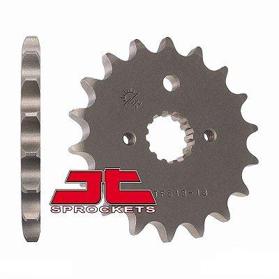 Pinhão Aço [520] Yamaha Fazer 600 2009-2015 XJ6 2009-2015 JT JTF1595-16