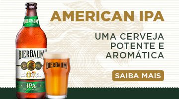 Cerveja Bierbaum American IPA | Garrafa 600ml