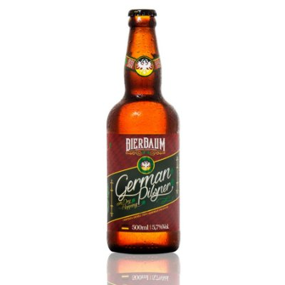 Cerveja Bierbaum German Pilsner | Garrafa 500ml