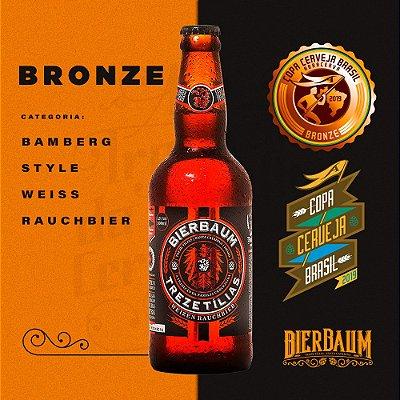 Cerveja Weizen Rauchbier Bierbaum | Garrafa 500ml