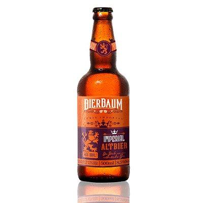 Cerveja Bierbaum Imperial Altbier | Garrafa 500ml