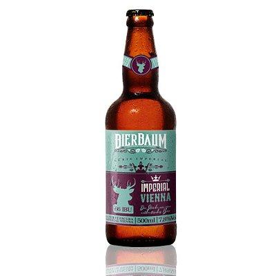 Cerveja Imperial Vienna Bierbaum | Garrafa 500ml