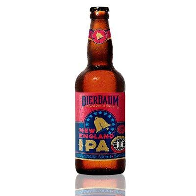 Cerveja New England IPA Bierbaum | Garrafa 500ml