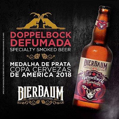 Cerveja Bierbaum Doppelbock Defumada | Garrafa 500ml
