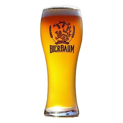 Copo Bierbaum Weizen para Cervejas de Trigo 670ml