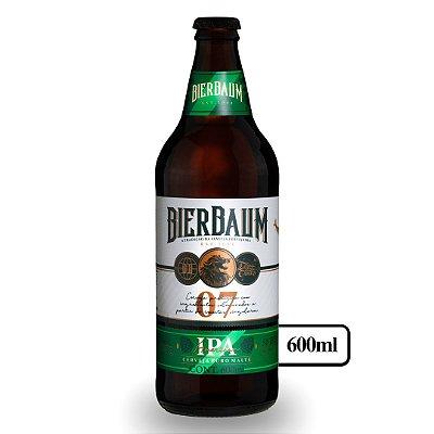 Cerveja American IPA Bierbaum | Garrafa 600ml