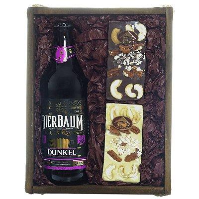 Kit Especial Páscoa 2019 Cerveja Bierbaum Dunkel