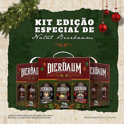 Kit Edição Especial de Natal Bierbaum
