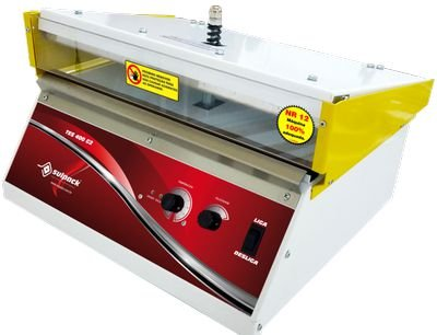 Seladora de Mesa Semi-Automática TES 400 - TES 400 IS