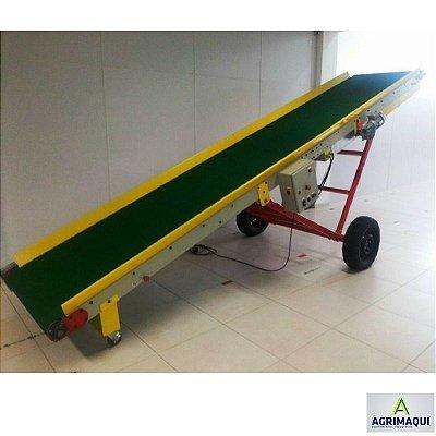 Transportador Elevatório Dala Industrial-carga e descarga