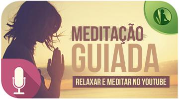 Meditação Guiada no YouTube