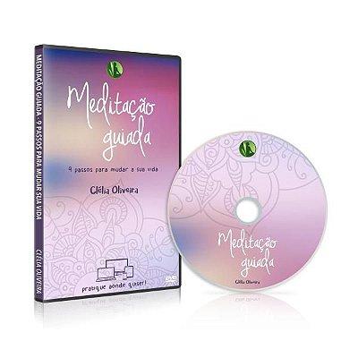 DVD Meditação Guiada - 9 Passos Para Mudar a Sua Vida