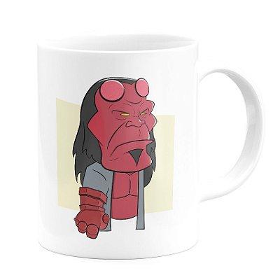 Caneca Personalizada Hellboy