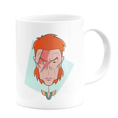 Caneca Personalizada David Bowie