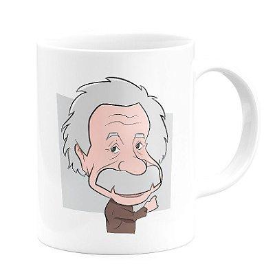 Caneca Personalizada Albert Einstein
