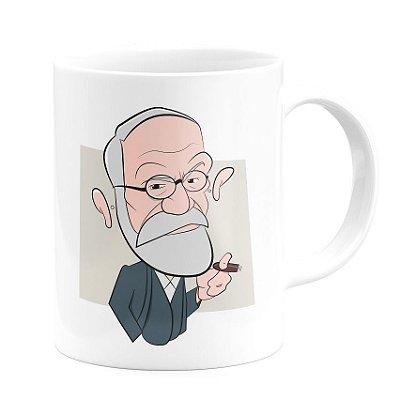 Caneca Personalizada Sigmund Freud