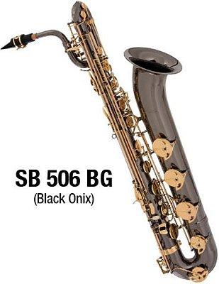 SAX ALTO EAGLE SA500BG PRETO ONIX     UN