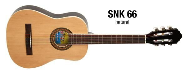 VIOLÃO SNK66 NATURAL SHELBY
