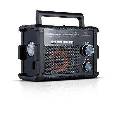 RADIO PORTÁTIL AM/FM/SW AC128 EXCELLENCE NKS