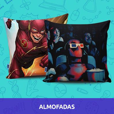 Almofadas Geek