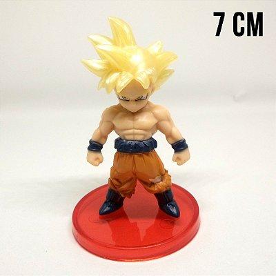 Miniatura Dragon Ball Super Goku Instinto Superior Super Saiyajin