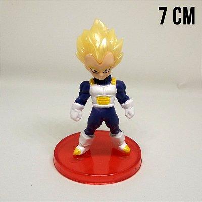 Miniatura Dragon Ball Z Vegeta Super Saiyajin