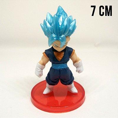 Miniatura Dragon Ball Super Vegetto Super Saiyajin Blue