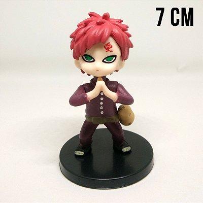 Miniatura Naruto Gaara fazendo Jutsu