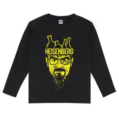 Camiseta Manga Longa Heisenberg Química