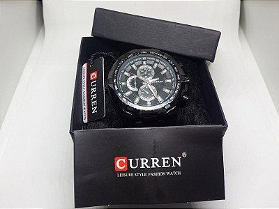 Relógio de Luxo Curren 8023 Original Na Caixa