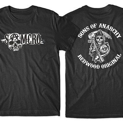 Camiseta Sons Of Anarchy (SAMCRO)