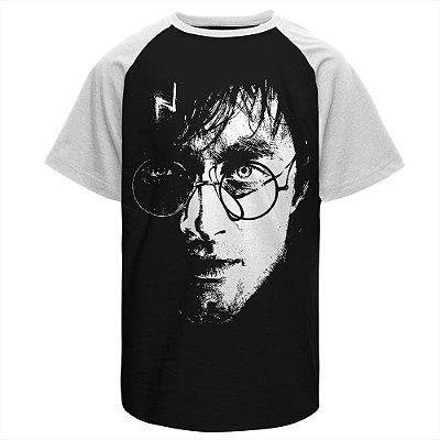Camiseta Raglan Harry Potter