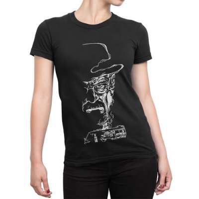 Camiseta Heisenberg Trailer Feminina