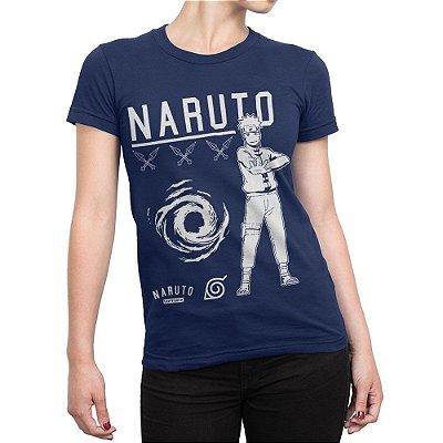 Camiseta Shippuuden Feminina