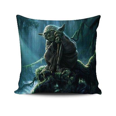 Almofada Star Wars Yoda