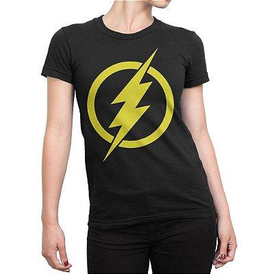Camiseta Flash Feminina