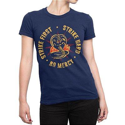 Camiseta Cobra Kai Feminina