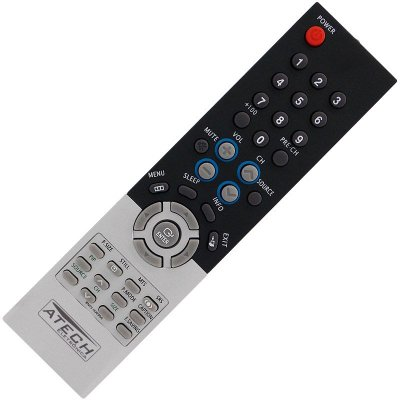 Controle Remoto TV LCD / LED / Plasma Samsung BN59-00490A