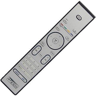 Controle Remoto Original TV LCD Philips Ambilight RC4451/01B