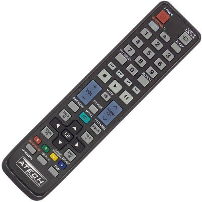 Controle Remoto Home Theater Samsung AH59-02298A / HT-C5500 / HT-C5530 / HT-C5550 / HT-C5550W / HT-C6500 / HT-C6530