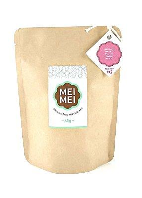 MeiBlend #X02 Chá Verde Cavalinha Douradinha Carqueja Hibisco