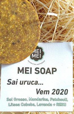 Sabonete De Sal Grosso Sai Uruca Vem 2020