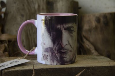 Caneca Bob Dylan - Girl from the North Country