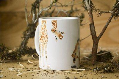Caneca Girafas