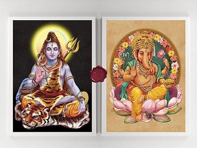 Prints - Shiva e Ganesha