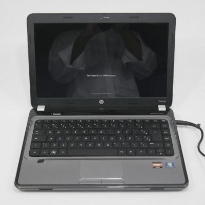 Notebook HP Pavilion G4-2117br AMD A6 1.60ghz HD 320gb 3gb Win 7