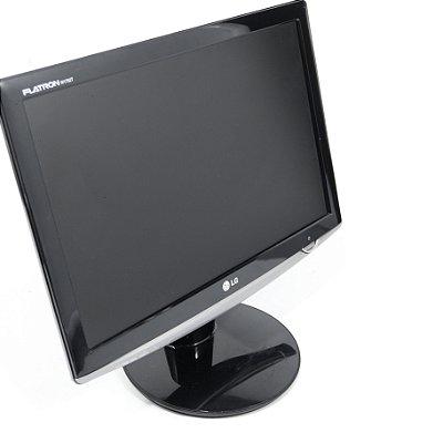 "Monitor LCD 17"" Polegadas LG FLATRON L1752T para PCs e Notebooks"