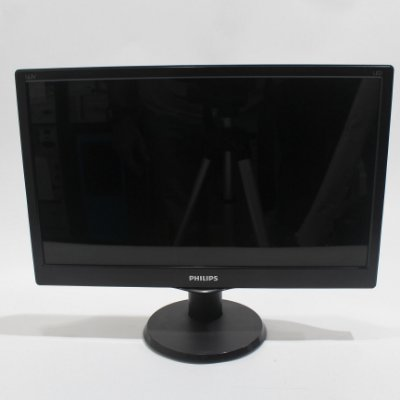"Monitor LED Philips 163V5L Tela 16"" Widescreen"
