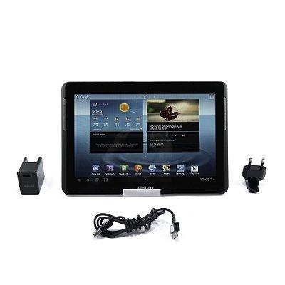 """Tablet Samsung Galaxy Tab 2 P5110 Wi Fi 10.1 Cinza Tela 10.1"""""""